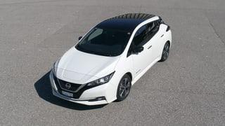 Tacho Facts: Nissan Leaf