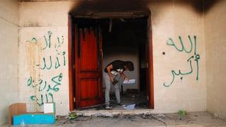 Bengasi-Angriff: Auch Senat wirft Aussenministerium Fehler vor