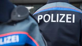 Eine Verhaftung bei Anti-Terroreinsatz in der Schweiz