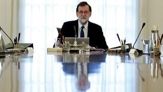 Spanien leitete am Samstag die Entmachtung der Separatisten in Katalonien ein.