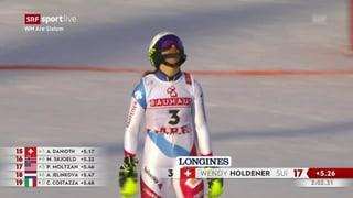 Holdener manchenta terza medaglia ad Åre (Artitgel cuntegn audio)