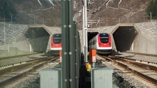 Il traffic tras il tunnel da basa dal Gotthard va senza incaps