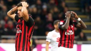 Milan mit 12 Millionen Euro gebüsst (Artikel enthält Audio)