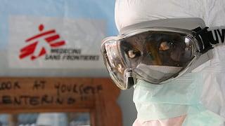 «Die Angst ist das grössere Problem als Ebola»