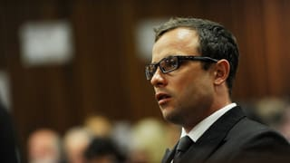 Pistorius droht lebenlange Haft