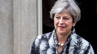 Theresa May verliert Mehrheit im Parlament