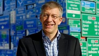 Das Verkehrshaus erhält vom Bund künftig jährlich 1,56 Millionen Franken, weniger als Direktor Martin Bütikofer gehofft hat.