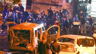 Istanbul: Il dumber d'unfrendas crescha