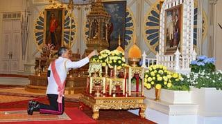 Thailand hat wieder einen König