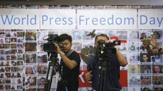 Medien in Europa unter Druck
