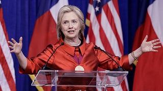 Hillary Clinton setzt im US-Wahlkampf auf Instagram