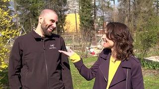 Mona Vetsch: «Mein Garten macht mich unendlich glücklich» (Artikel enthält Video)