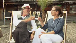 Hans Schenker und Isabelle von Siebenthal werfen das Handtuch