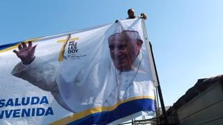 Franziskus festigt seine Rolle als «Papst der Peripherie»