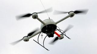 Private Mini-Drohnen - leiser Angriff auf die Privatsphäre