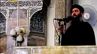 Frau und Kind von IS-Chef Al-Baghdadi festgenommen