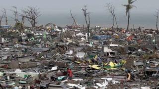 Bilder: Das Ausmass der Katastrophe