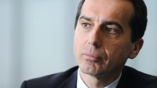 Österreichs neuer Kanzler steht offenbar fest: Christian Kern