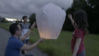 Video «Trauern braucht Zeit – Das erste Jahr ohne Eveline» abspielen