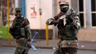 Die Regierung setzte die Armee in Marsch – mindestens drei Personen wurden von Soldaten erschossen.
