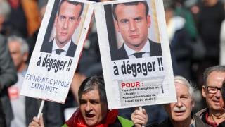 «Macron muss jetzt klug handeln»
