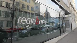 Spitzenjahr für Regiobank Solothurn