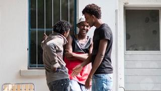 Bessere Betreuung für jugendliche Asylsuchende in der Schweiz