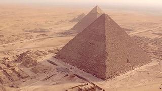 «Einstein» zeigt, wie in der Cheops-Pyramide eine unbekannte Kammer erforscht wird
