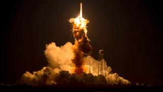 Kritik an US-Raumfahrt nach Raketenexplosion