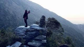 Video «Der tibetische Krieger» abspielen