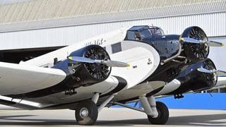 Flugverbot für Ju-52