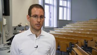 Die höchste Auszeichnung für Mathematik geht an ETH-Professor