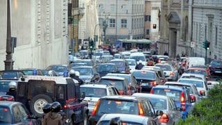 Italiener sind die schlimmsten Autofahrer Europas