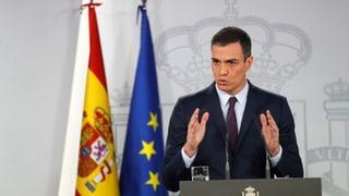 Spanien wählt sich im Frühling erneut ein neues Parlament (Artikel enthält Video)
