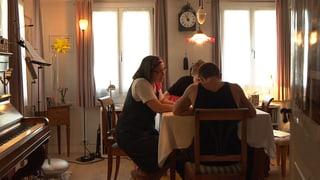 Mustafa und sein neues Leben bei einer Pflegefamilie im Aargau
