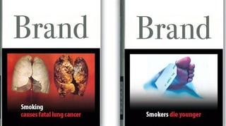 Mit verkohlter Lunge gegen die Raucherlust
