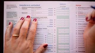 Zürcher Steuersünder machen reinen Tisch