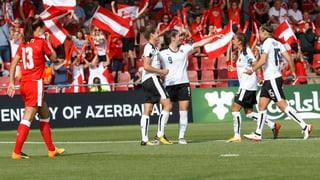 0:1 gegen Österreich – Schweizer Euro-Auftakt misslungen