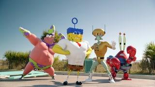 «The SpongeBob Movie»: Schwammsinniger Humor für Superfans