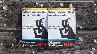 Graubünden erteilt Olympia erneut eine Abfuhr