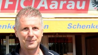 FC Aarau: Neuer Trainer und Umbau der Mannschaft