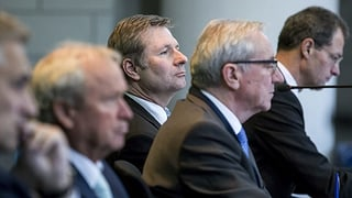 Finanzdirektor Schwerzmann abgestraft