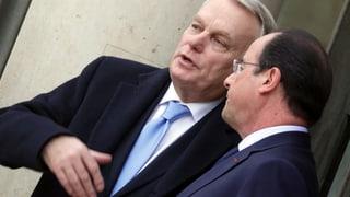 Französische Regierung tritt geschlossen zurück