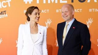Kampfansage an sexuelle Gewalt in Kriegsgebieten