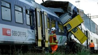 Braucht die Bahn mehr Geld für Sicherheit?
