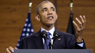 Obama ruft Europa zu stärkerer Einheit auf