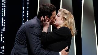 French Kiss bei der Eröffnung des Filmfestivals in Cannes