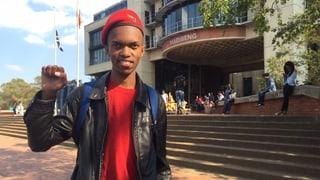 Bei Jungen hat der ANC den Glanz der Befreiungspartei verloren