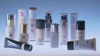 Allergene Stoffe in jedem zweiten Make-up (Artikel enthält Video)