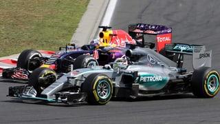 Mercedes-Motoren für Konkurrent Red Bull?